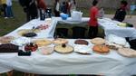 Activ'Ados tient la buvette de la fête du village