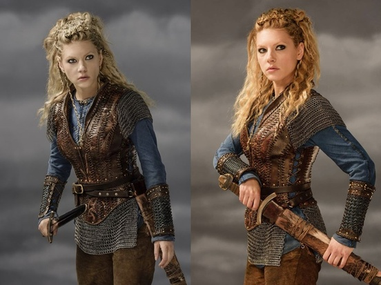 Lagertha de Vikings