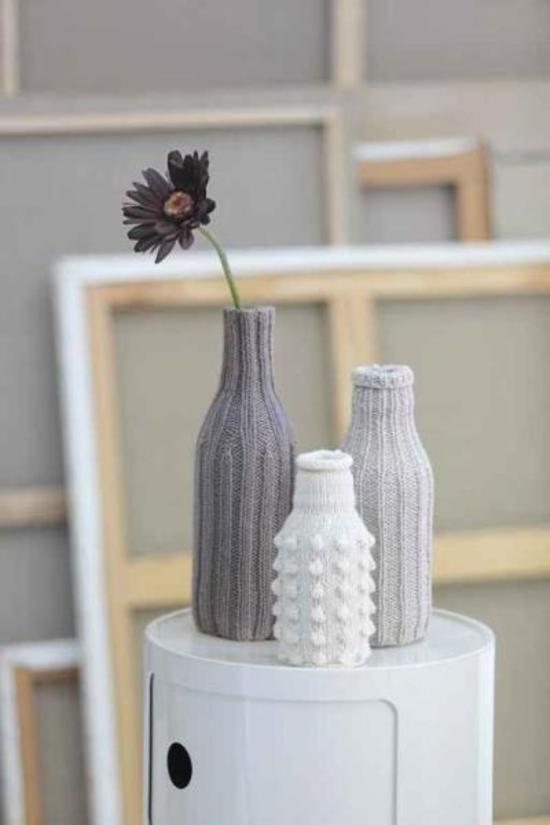 Caches vases
