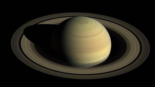 Saturne en signe