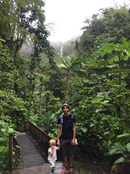 Itinéraire de 4 jours en Guadeloupe... sous la pluie
