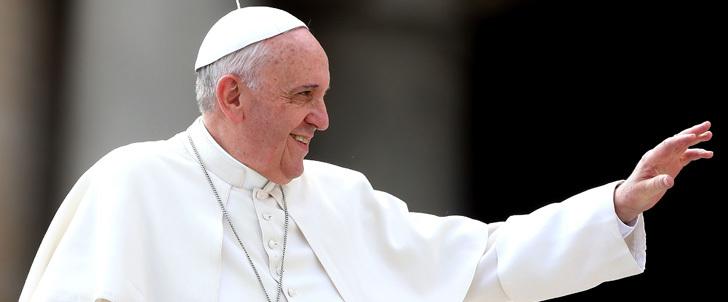Le pape François a travaillé comme un videur de boîte de nuit dans sa jeunesse !