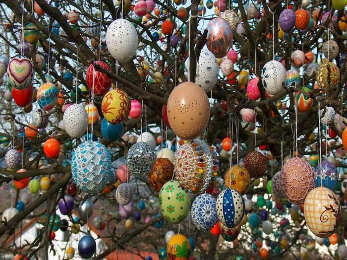 Pâques - Fête - Description