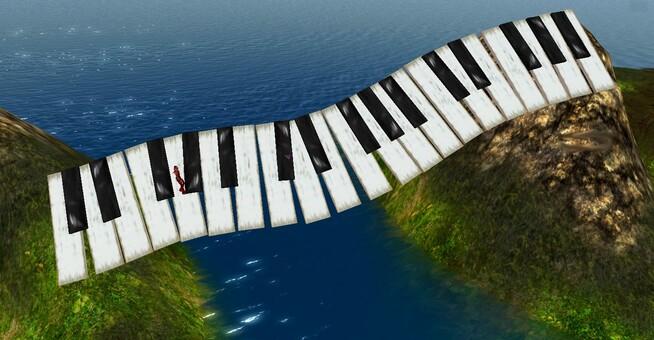 Clavier Passerelle
