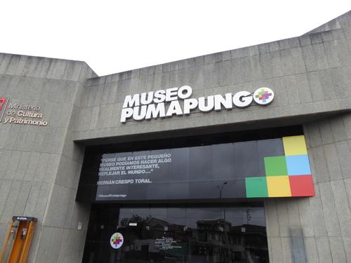Musée Pumapungo à Cuenca