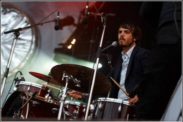 Live: Herman Dune - Bavarian Radio 2 - 28 Juillet 2007