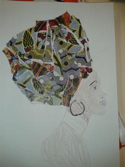 Wax - tissus africains