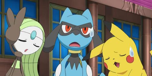 pokemon white how to get riolu