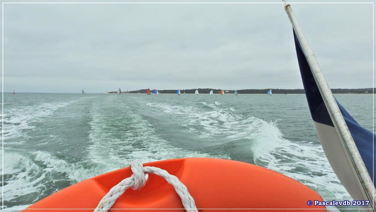 Traversée du Bassin entre Arcachon et le Cap Ferret - 3/14