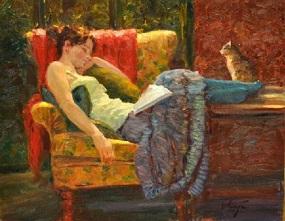 Les femmes et les livres ...