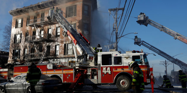 New York : Un mort dans un incendie sur le tournage d'un film d' Edward Norton