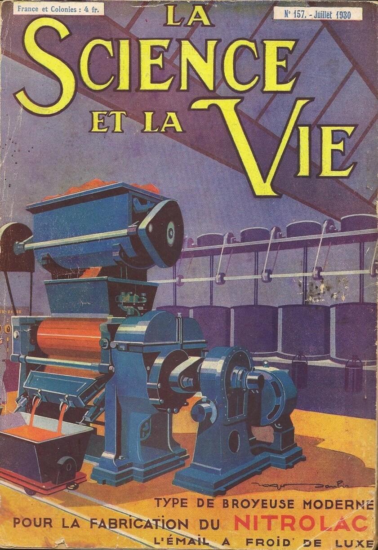 157 -  Juillet 1930