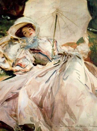 04 - Des parapluies et des ombrelles, des parasols au 20 ème siècle