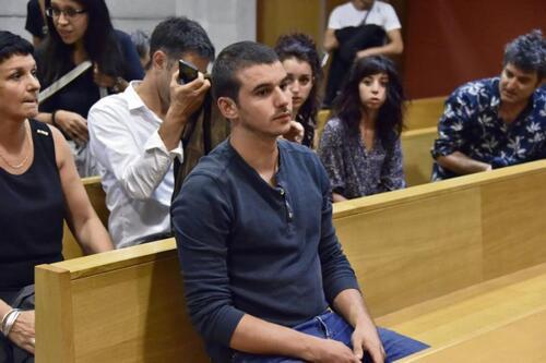 Soutien à M Pontier, leader des JC de la Loire condamné dans un procès politique par une justice de classe-Communiqué de la JRCF