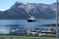Ferry Skarberget-Bognes