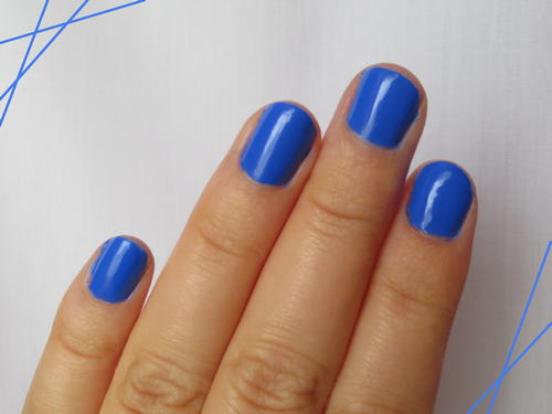 Bourjois So Laque - Bleu Fabuleux