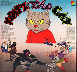 V.A. - Fritz The Cat (OST) - Complete LP