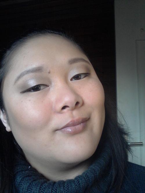 makeup nude pour tous les jours