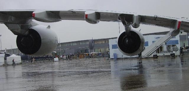 les reacteurs de l'A380