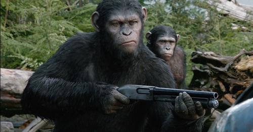 La planète des singes : l'affrontement - un film de Matt Reeves (2014)