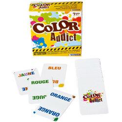trouvaille: un jeu pour travailler les couleurs