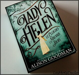 Lady Helen: Le club des mauvais jours