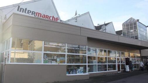 L'Intermarché situé quai Carnot, en centre-ville de Concarneau fermera ses portes définitivement le 30 novembre.