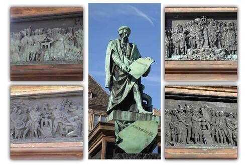 Escapade en Alsace 3 - Strasbourg : Autour de la Cathédrale