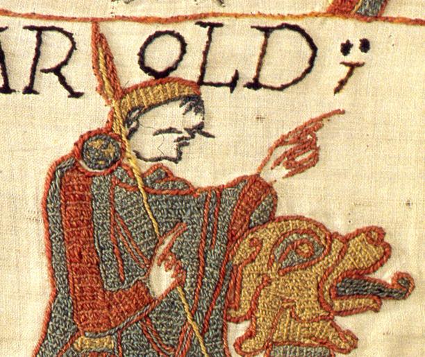 tapisserie: Harold