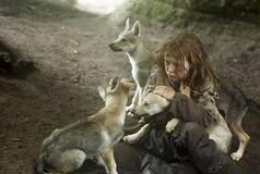 défense animaux petite fille