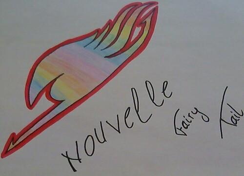 La nouvelle Fairy Tail, Le logo?