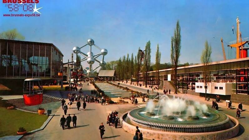 L'EXPO 58