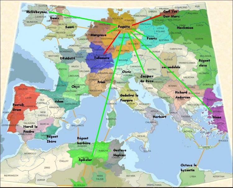 Campagne EURO 166  /  Paquita et Saori reines d'Europe  ---------------------------------------------------------