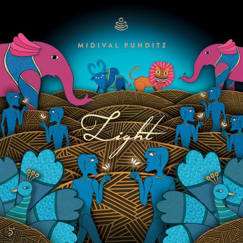 MIDIval Punditz - Light (2015) [Alternative Fusion World Music]