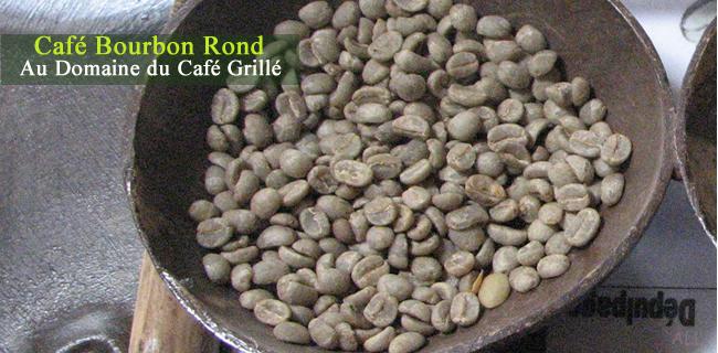 Café Bourbon pointu de La Réunion, Le Domaine du Café Grillé, île de La Réunion