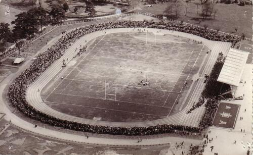 LE STADE DE CRINS : L'Inauguration et documents rares