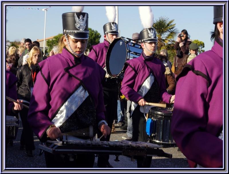 19 févier 2012 fête du mimosa à St trojan (ile d'Oléron) 1/2
