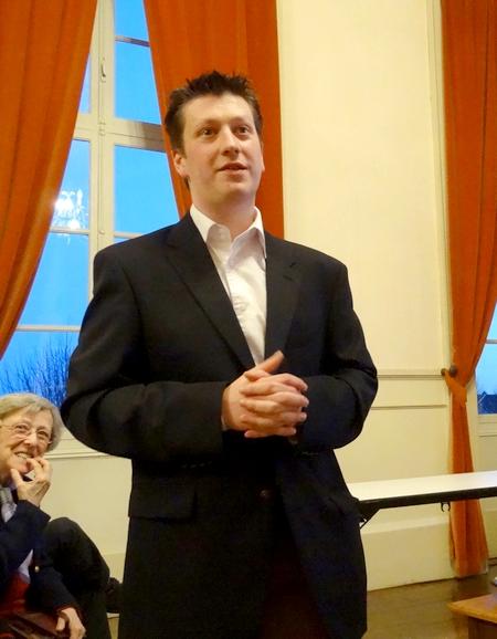 Conference sur la région de Bar sur Seine, à la fin du Moyen-Âge, par David Loiselet