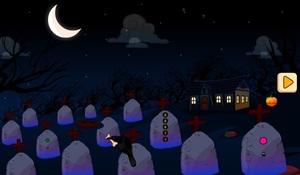 Jouer à Halloween haunted house rescue
