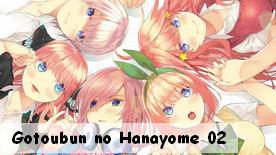 Gotoubun no Hanayome 02