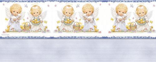 Papiers incrédimail anges 2