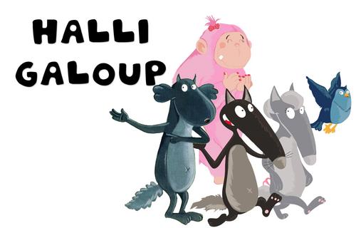 Halli Galoup - Les amis de 10