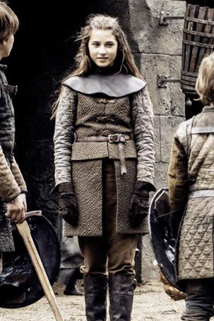 Premières images  Lyanna Stark saison 6