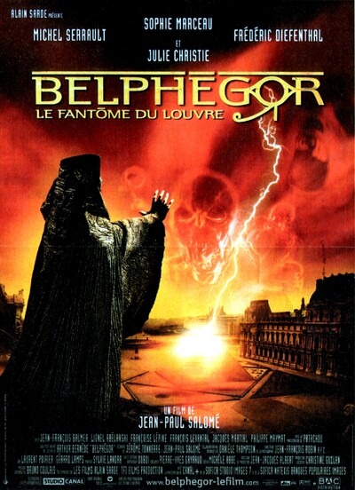 BELPHEGOR BOX OFFICE 2001
