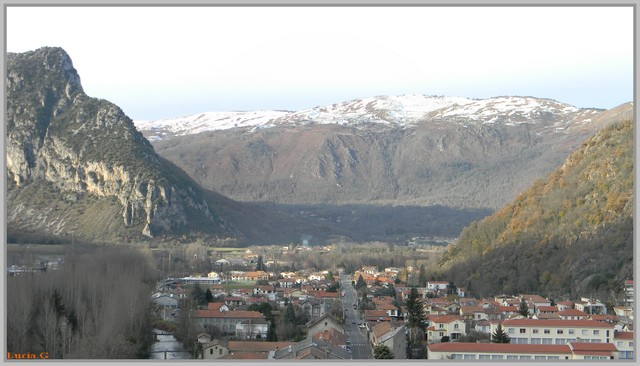 Tarascon sur Ariège .........