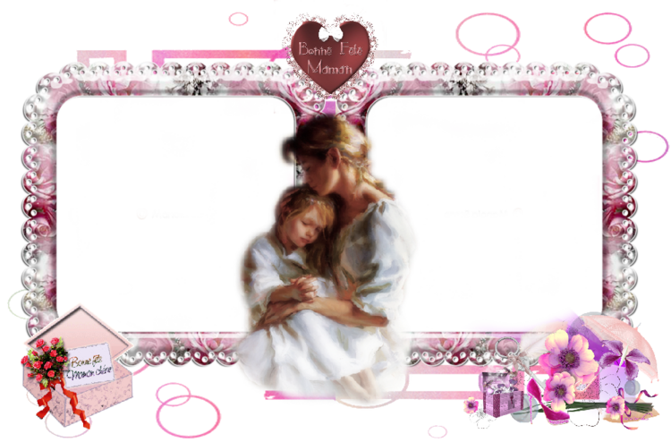 Mes cadres: Fête des mères