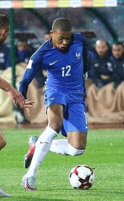 Équipe de France: Mbappé portera le maillot numéro10