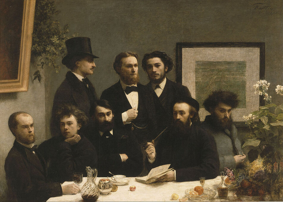 Henri Fantin-Latour - By the Table - Google Art Project.jpg