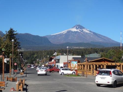 De Santiago à Puerto Montt