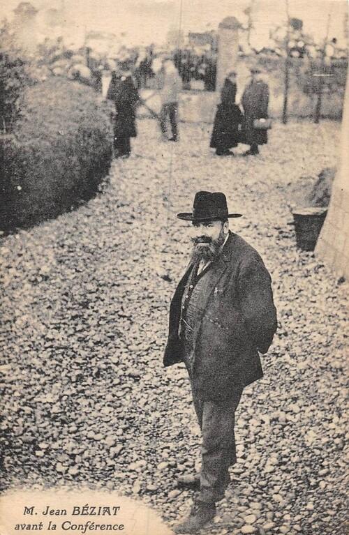 Jean Béziat, guérisseur d'Avignonet (6 octobre 1877-12 mai 1926)